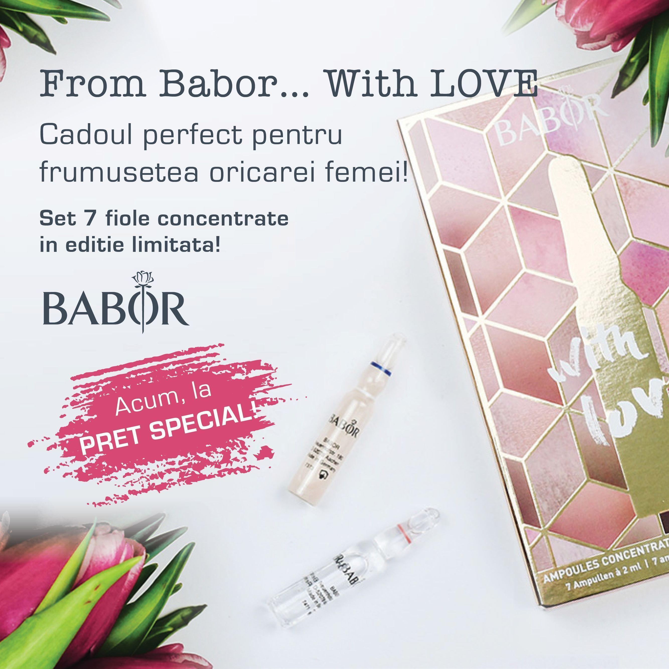 Babor with love