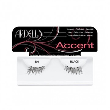 Gene false Ardell Accents 301 Black
