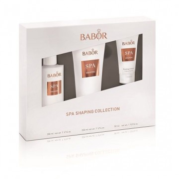 Babor Spa Shaping collection set cu efect de reconturare