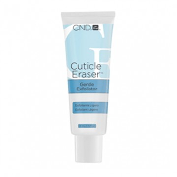 Exfoliant CND Cuticle Eraser crema indepartare cuticule 15 ml
