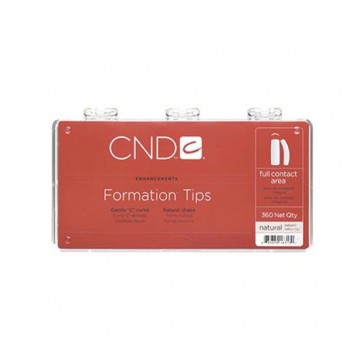 Tips-uri CND Formation tips nr.14 50buc