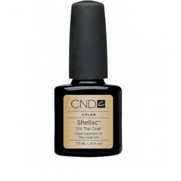 Top Coat permanent CND Shellac UV 7.3ml