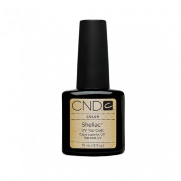 Top Coat CND Shellac Permanent 15ml