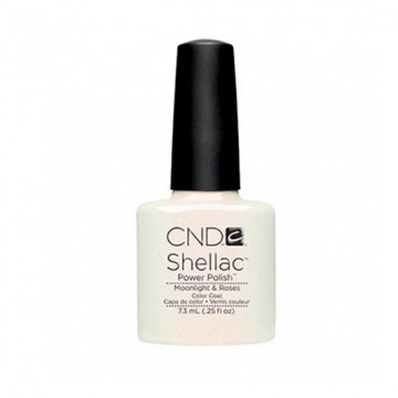 Lac de unghii semipermanent CND Shellac Moonlight&Roses 7.3ml