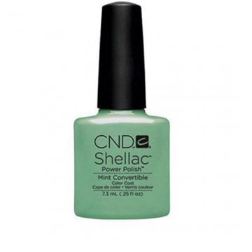 Lac unghii semipermanent CND Shellac Mint Convertible 7.3ml