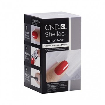 Kit CND Offly Fast Removal