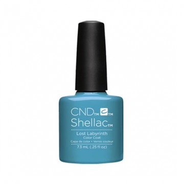 Lac unghii semipermanent CND Shellac Lost Labyrinth 7.3ml