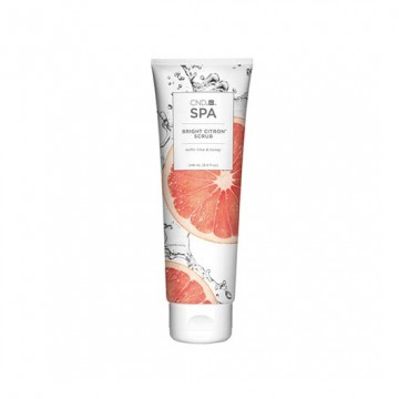 Spa Bright Citrus Scrub - CND