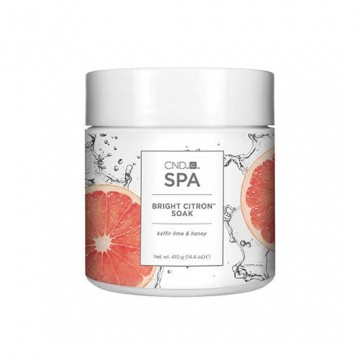 Spa Bright Citron Soak - CND