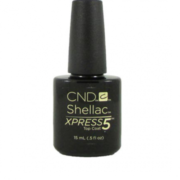 Top Coat CND Shellac Xpress5 15ml