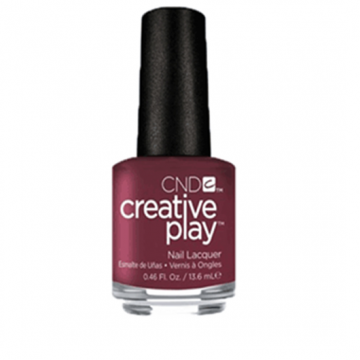 Lac unghii clasic CND Creative Play Currantly Single 13.6 ml