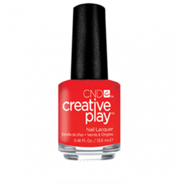 Lac unghii clasic CND Creative Play Mango About Town 13.6 ml