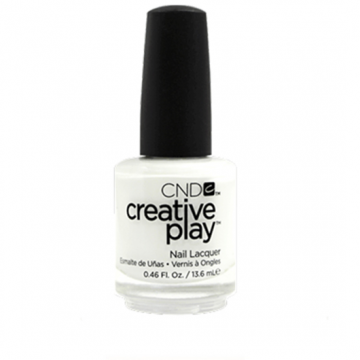 Lac unghii clasic CND Creative Play Blanked Out 13.6 ml