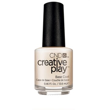 Baza de unghii clasica CND Creative Play Base Coat 13.6 ml
