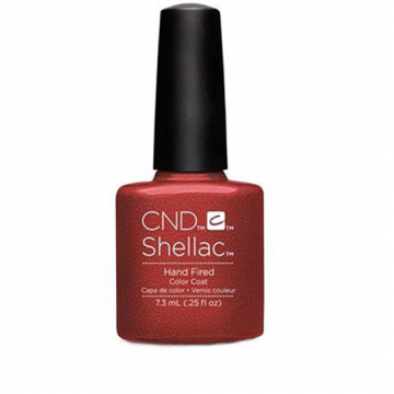 Lac unghii semipermanent CND Shellac Hand Fried 7.3ml