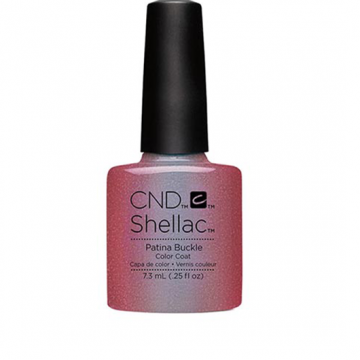 Lac unghii semipermanent CND Shellac Patina Buckle 7.3ml