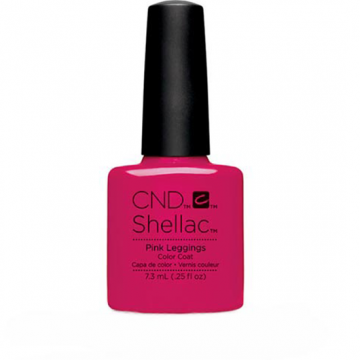 Lac unghii semipermanent CND Shellac Pink Leggings 7.3ml