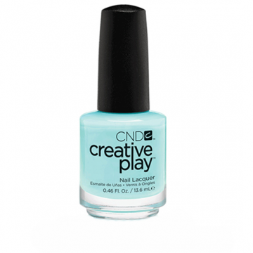 Lac unghii clasic CND Creative Play Amuse-Mint 13.6 ml