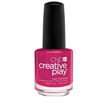 Lac de unghii clasic CND Creative Play Cherry-Glo-Round 13.6 ml