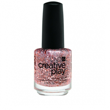 Lac unghii clasic CND Creative Play Look No Hands 13.6 ml