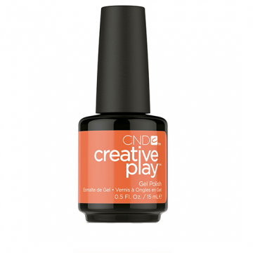 Lac unghii semipermanent CND Creative Play Gel #422 Mango About Tow 15ml