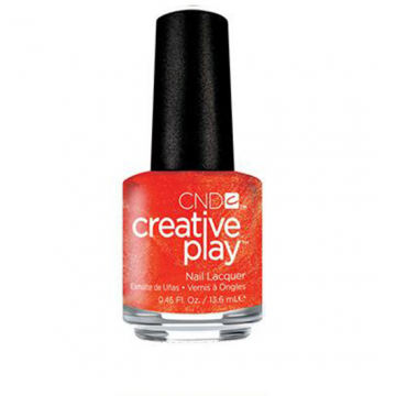 Lac unghii semipermanent CND Creative Play Gel #419 Persimmon Ality 15ml
