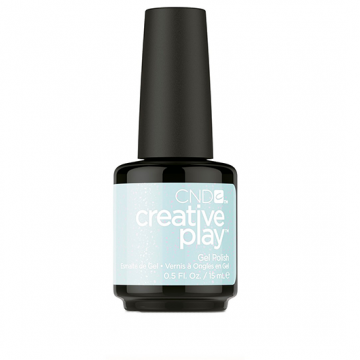 Lac unghii semipermanent CND Creative Play Gel #436 Isle Never Let 15ml