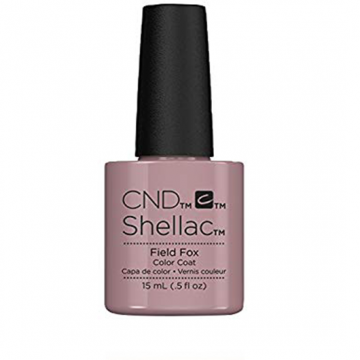 Lac unghii semipermanent CND Shellac Jumbo Filed Fox 15ml