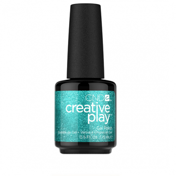 Lac unghii semipermanent CND Creative Play Gel #515 Pepped Up 15ml