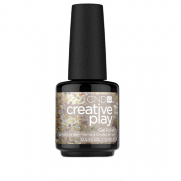Lac unghii semipermanent CND Creative Play Gel #522 Zoned Out 15ml