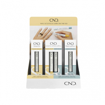 Display CND Essential Care Pens