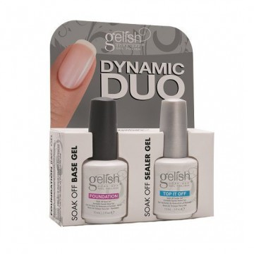 Set Gelish Dynamic Duo 2 x 15 ml