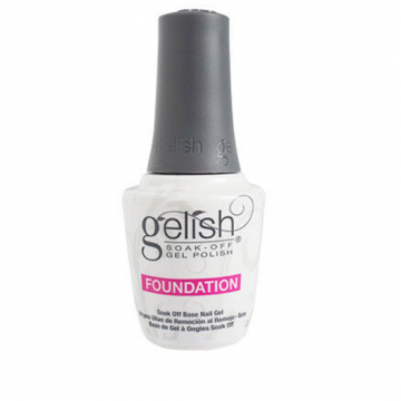 Baza Gelish Foundation Soak-Off Base Gel 15 ml