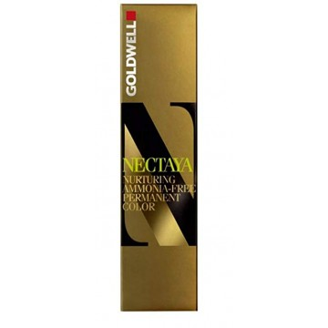 Vopsea de par permanenta Goldwell Nectaya 6BS fara amoniac 60ml