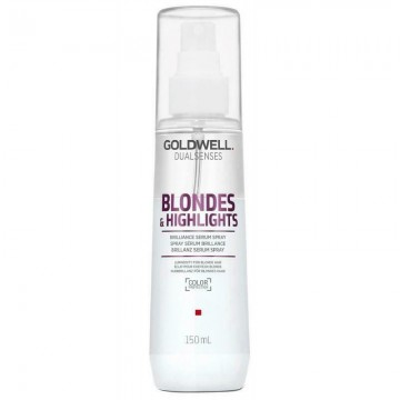 Serum de par Goldwell Dual Senses Blonde & Highlights Shine pentru protectia culorii 150ml