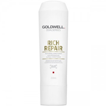 Conditioner Goldwell Dual Senses Rich Repair pentru par vopsit 200ml
