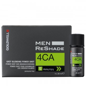 4CA MEN RESHADE 4 SHOTS X 20ML
