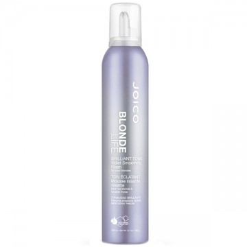 Blonde Life Brilliant Tone Violet Smoothing Foam 200ml