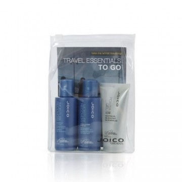 Set Joico Moisture Recovery Travel - sampon + balsam + fel - 3x50ml