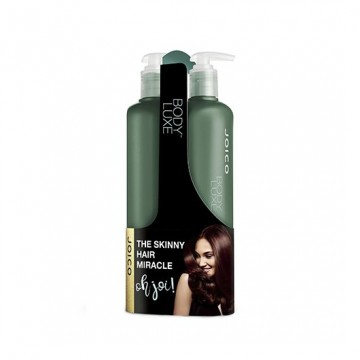 Set Sampon si Conditioner Joico Body Luxe pentru volum 2x500ml