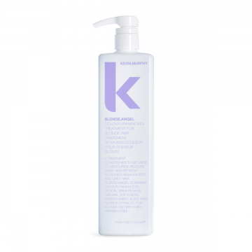 Conditioner Tratament Kevin Murphy Blond Angel violet pentru neutralizarea nuantelor de galben 1000ml