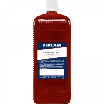 Sange artificial pentru teatru Kryolan Theater blood SP4 A Light 1000ml