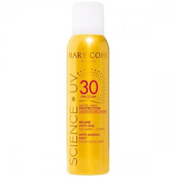 Spray de corp Mary Cohr Science UV Brume cu protectie solara SPF30 150ml