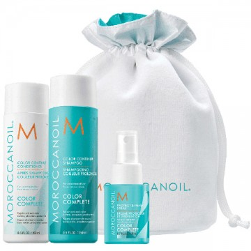 Set Moroccanoil Beauty in Bloom Color Complete