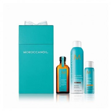 Set Cleanse and Go Dark - Moroccanoil