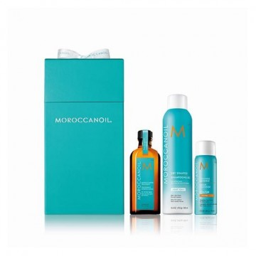 Kit Cleanse And Go Light - Morocanoil