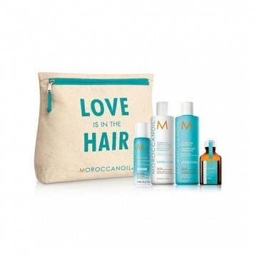 Set Hidratare Light Tone - Moroccanoil