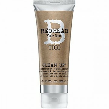 Conditioner Tigi Bed Head for Men Clean Up pentru par deteriorat 200ml