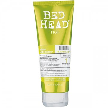 Conditioner Tigi BED HEAD Styling Urban Antidotes Re-Energize Level 1 pentru par blond 200ml