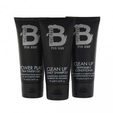Kit Tigi Travleling Man pentru barbati (Sampon+Conditioner+Gel)